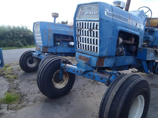 Ford 4400 Industrial Tractor : Best images about ford tractors equipment on