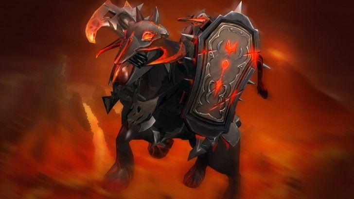 Chaos Knight Dota 2 Set the Inevitable Coffin