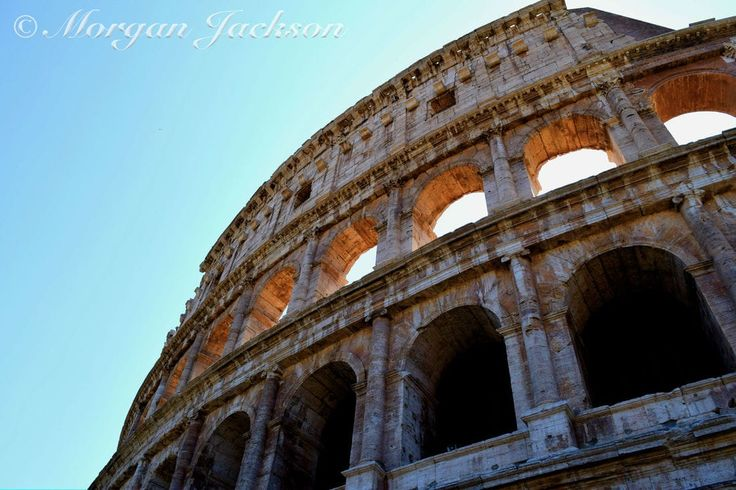 #TheTravellingSchipperke #Travel #Wanderlust #Italy #Rome #TheColesium