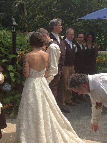 Tara Keely '2108' size 2 used wedding dress - Nearly Newlywed