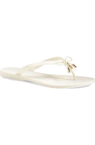 Tory Burch Jelly Flip Flop (Women) available at #Nordstrom $130.47