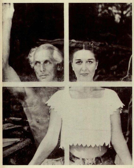 Max Ernst + Dorothea Tanning  Surrealist lovers
