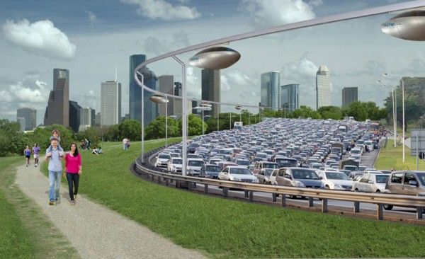 SkyTran looking to start building hover train in #telAviv in 2016