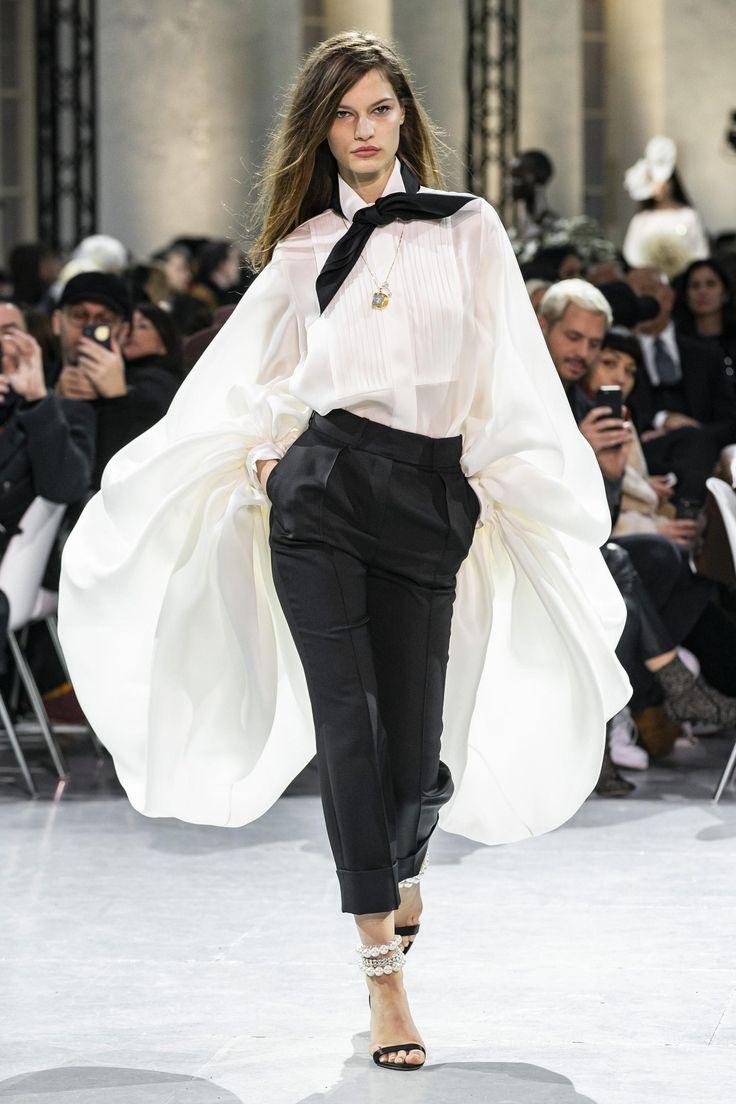 Défilé Alexandre Vauthier printemps-été 2019 Couture