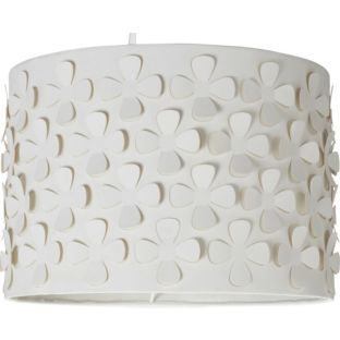 9 best lighting images on pinterest lamp shades lampshades and buy living clara cut out shade cream at argos your aloadofball Image collections