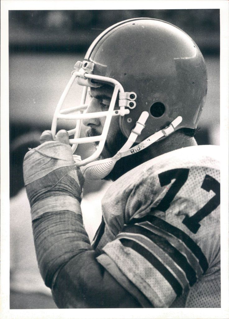 "lyle alzado cleveland browns | 1977-86 Lyle Alzado Los Angeles Raiders Cleveland Browns ""The Sporting ..."