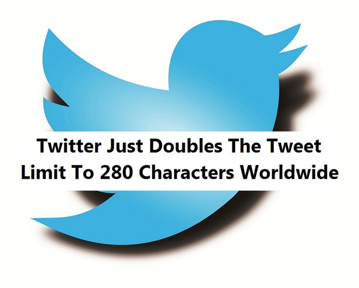 #BreakingNews : Twitter Just Doubles The Tweet Limit To 280 Characters Worldwide!!! Now users can send tweets with as many as 280 characters, just double the current limit. Twitter reported on Tuesday that the 280 character limit for tweets that it presented back in September is being taken off to all Twitter users. This major update incorporates all the languages except Japanese, Korean and Chinese. #280characters #WeblinkIndia #Twitter #TwitterUpdate #SocialMedia #socialmediaupdates