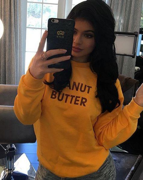 Fashion Letter Long Sleeve Shirt Top Sweater – OSgirl.com