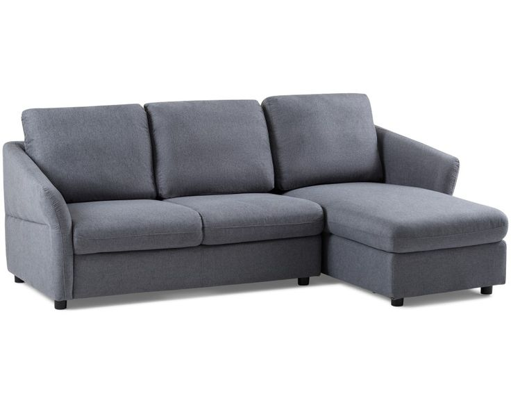 FLEMING - Sectional Sofa Right - Grey