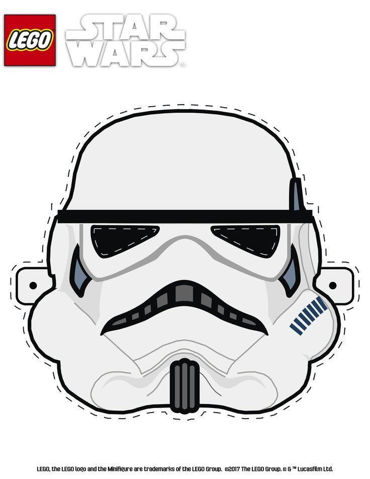 LEGO Star Wars Stormtrooper mask