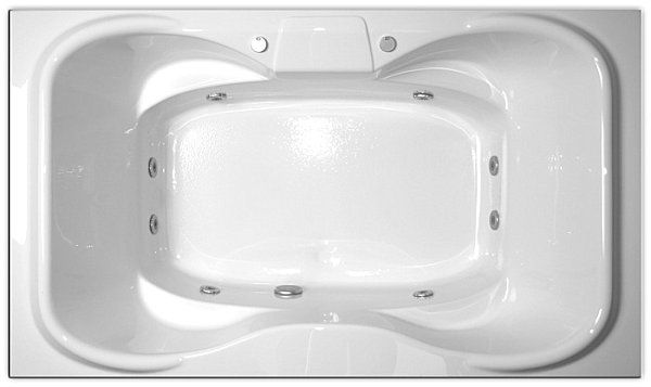 """two person whirlpool 72"""" x 42""""  http://www.leisureconcepts.net/7242HPW.aspx"""