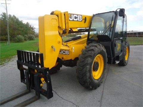 Get Best Deal on Used 2012 #Jcb #Forklift with Free Price Quotes by Access Lift Equipment, Inc. for $ 69000 in Chambersburg, PA, USA. This Used 2012 Jcb Forklift looks very clean and good condition with 6,000lb Capacity, 36', Enclosed Cab w/ Heat, Aux Hyd, Like New Demo Unit, Only 42 Hours. You can see more details at: http://goo.gl/1zrdte
