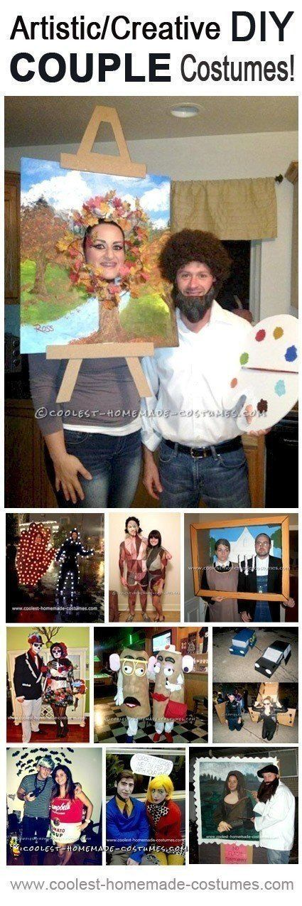 Coolest 1000+ Homemade Costumes You Can Make!