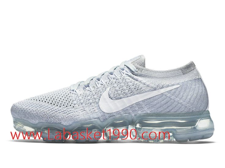 Nike WMNS Air Vapormax Flyknit Asphalt Wolf Grey 849557-004 Chaussures Nike  Prix Pas Cher