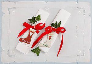 Personalised Christmas Stocking Tag - christmas parties & entertaining