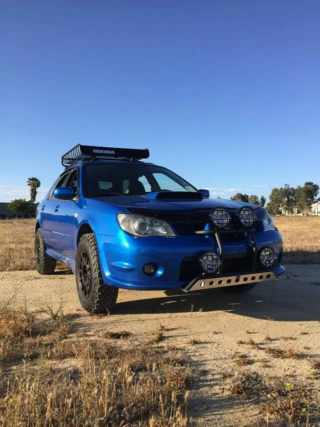 impreza subaru forester wrx outback offroad spec build lifted lift wagon legacy sti kit rally anderson cars fabrication fab kits