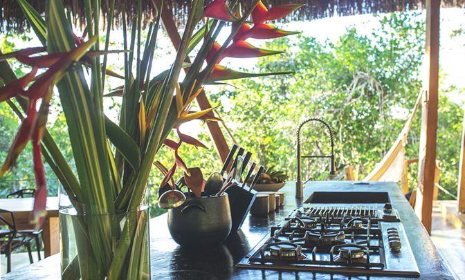 Modern Design - Vacation Rental - Modern Tree House, Bahia, Brazil