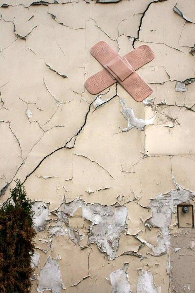 A propósito del #temblor Best Street Art in 2012