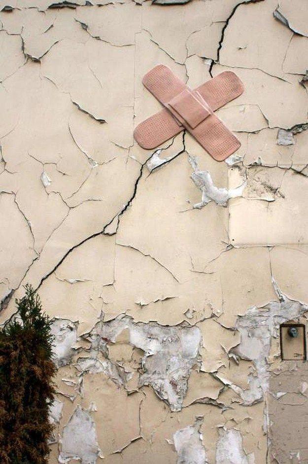 A propósito del #temblor Best Street Art in 2012