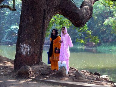 Sanjay Gandhi National Park, Borivali, Mumbai.