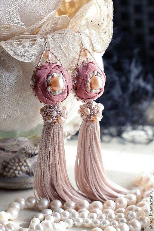* jardin * unque handmade earrings