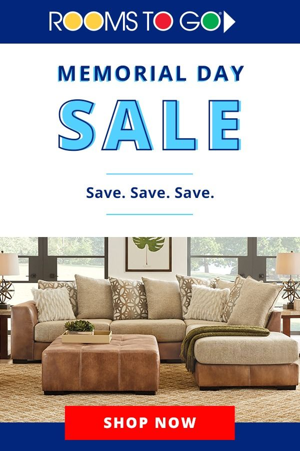 The Rooms To Go Memorial Day Sale Is Going On Now Save On