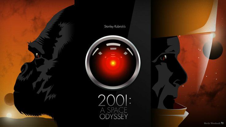 Stanley Kubrick - a filmography. Don't miss the next animation: Twin Peaks illustrated, more informations on the blog.  -- I'm still working...