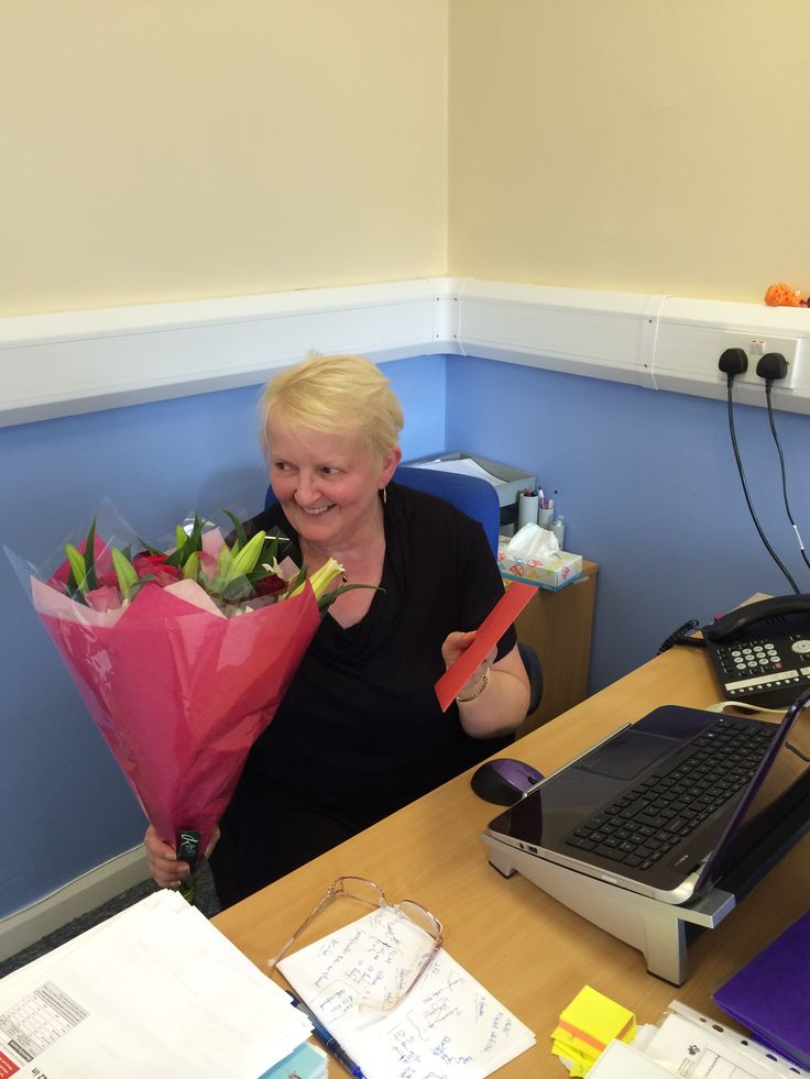 Staff news!  7 years today...  All at SVT would like to say a huge thanks to Margaret Levitt  (Customer Liaison Executive) for 7 years of great service..  Thanks for all of your hard work :) xx