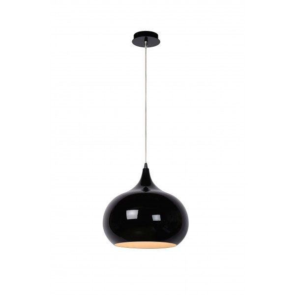 Riva D33 cm - Lucide - kolor czarny