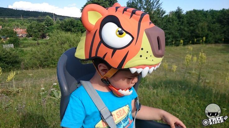 """Prim contact: căști și accesorii """"animalice"""" pentru copii de la Crazy Safety"""