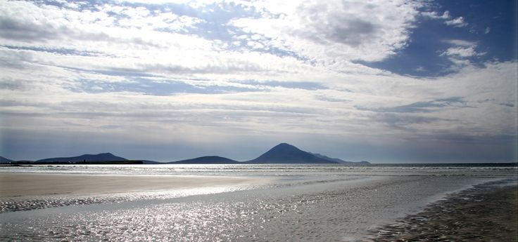 Clew Bay, county Mayo Western Ireland on a summer's day. Wouldn't you like to go there?!©Annie Wright Photography