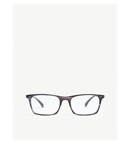 ed75e9dc796 OLIVER PEOPLES Teril rectangle-frame optical glasses.  oliverpeoples ...