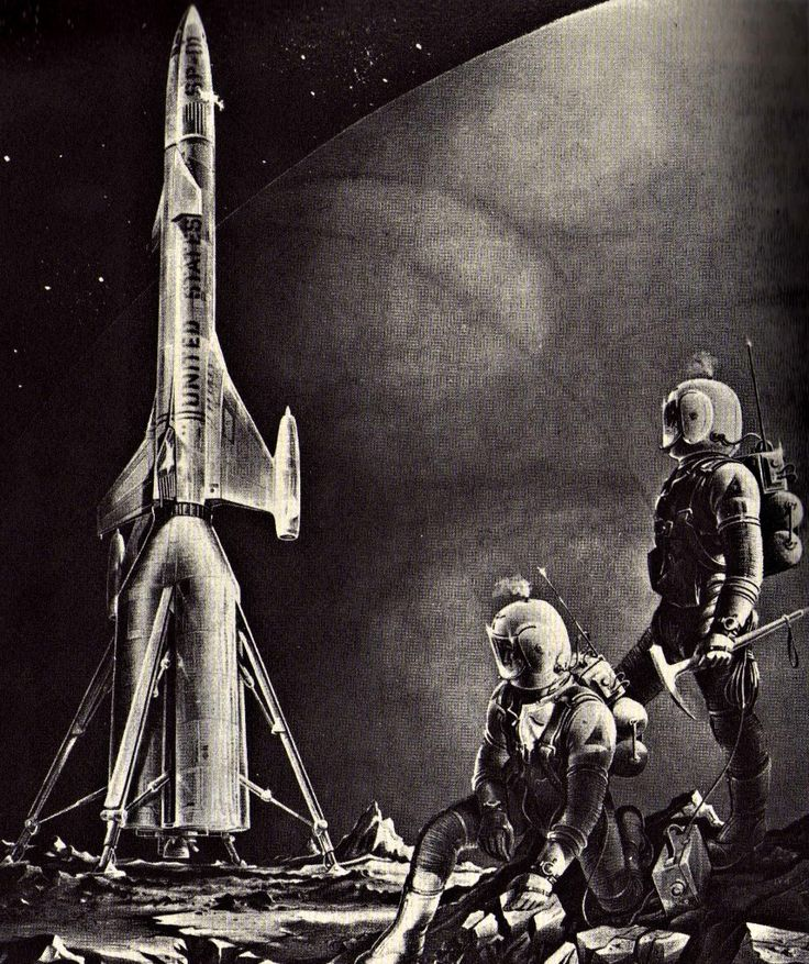 146 Best Images About Vintage Sci Fi Pictures On Pinterest: 2333 Best Retrofuturism Images On Pinterest