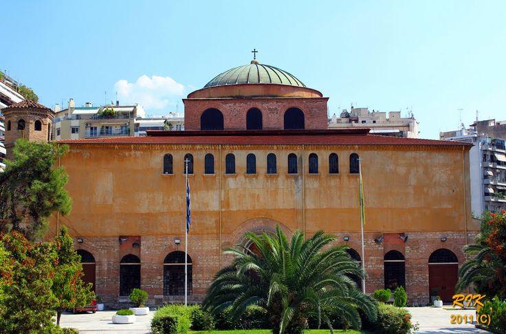 Church of Agios Sofia, #Thessaloniki.