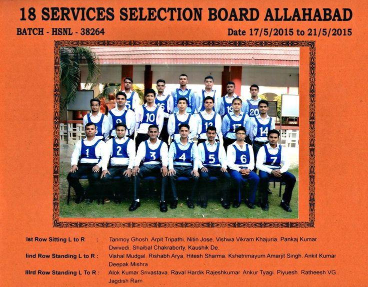 18 SSB Allahabad