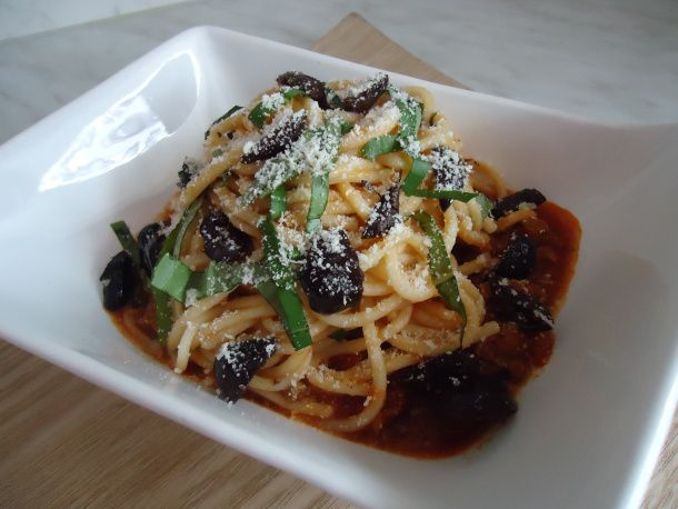 Spaghettis bolognaise de Gordon Ramsey