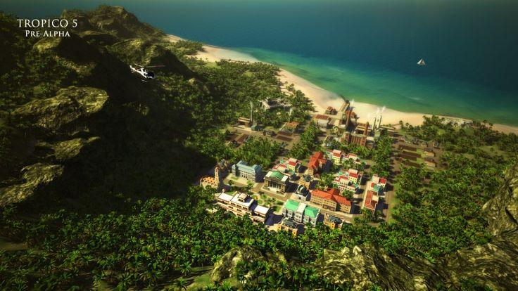 Tropico 5 anunciado para PS4 - http://games.tecnogaming.com/2014/02/tropico-5-anunciado-para-ps4/