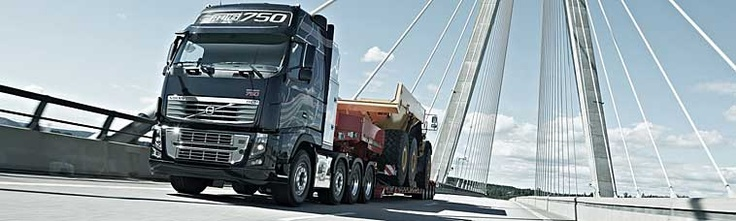 Volvo Truck FH16 750