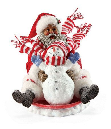 Available At Dillards Com Dillards Black Santa Claus