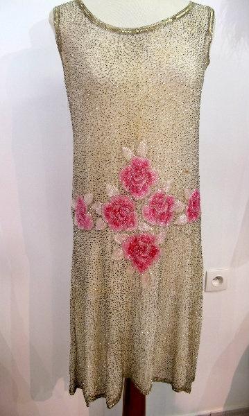 1920s evening dress | Vintage Fashion | Pinterest