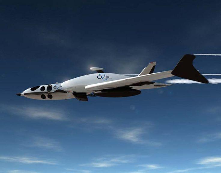 Zero-Gravity spaceship 2