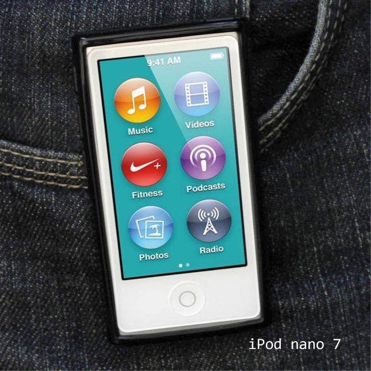 iPod nano 🎶🎶  В невероятно портативном корпусе iPod nano толщиной всего 5,4 мм и весом около 30 г вы найдёте массу развлечений🎉. На 2,5‑дюймовом дисплее Multi‑Touch помещается ещё больше любимых треков🎧, фотографий🌅 и видео🎬. При помощи кнопок можно легко начать▶, остановить⏹ или переключить песню⏯, а также отрегулировать громкость➕➖. iPod nano с гладким корпусом из анодированного алюминия так же великолепно выглядит👀, как и звучит🗣. И, как всегда, доступен целый спектр ярких…