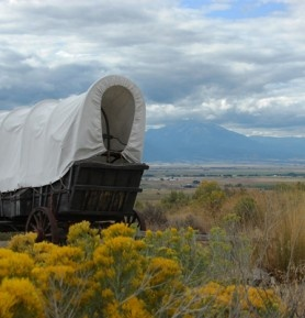 National Historic Oregon Trail Interpretive Center - Travel Oregon | Travel Oregon