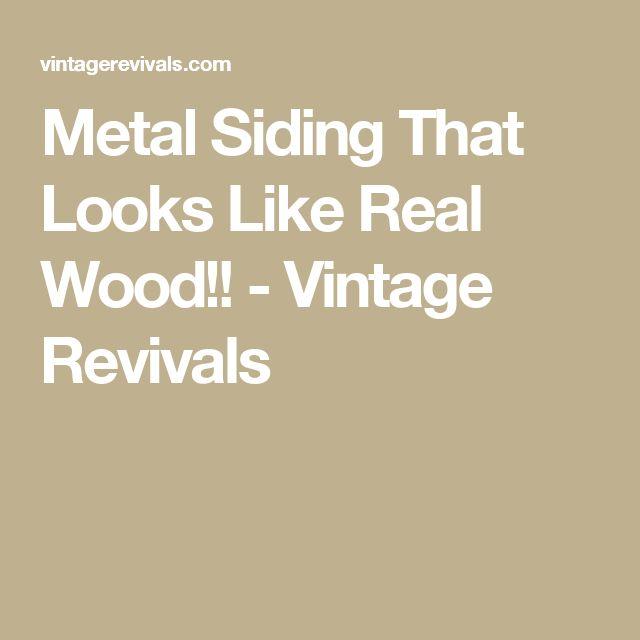 25 Best Metal Siding Ideas On Pinterest Backyard Studio