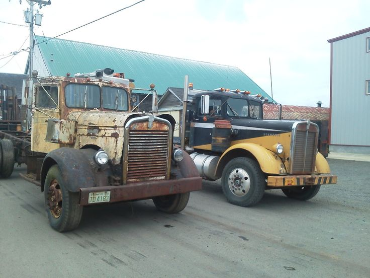 Vintage Kenworth Trucks 78