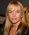 Rebecca De Mornay, Actress: Risky Business. Rebecca De Mornay was born in 1959. Her parents divorced when she was young, and she got her last name when her mother married Richard De Mornay, who adopted her. After Richard's untimely death, Rebecca's mother moved her and her half-brother Peter from northern California to Europe, where she was raised primarily in England and Austria...