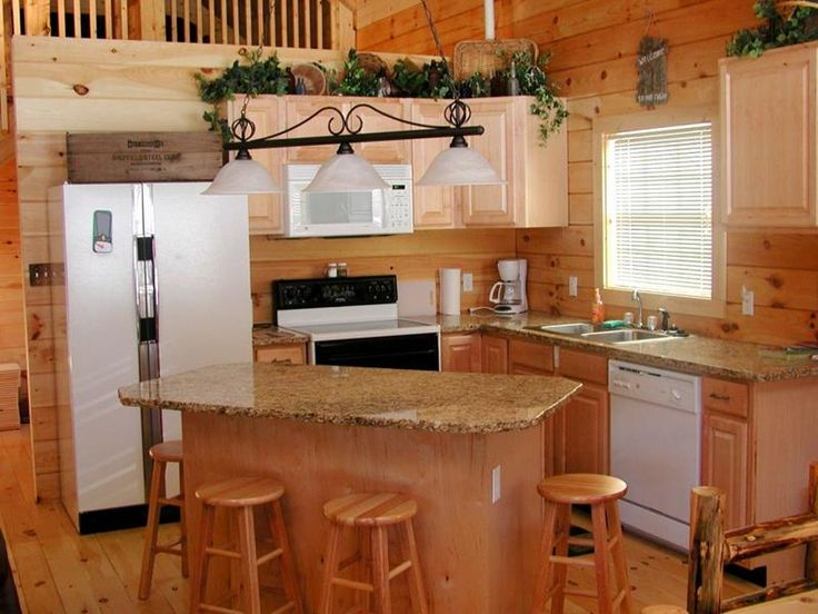 Small Kitchen Layouts With Island top 25+ best small rustic kitchens ideas on pinterest | farm