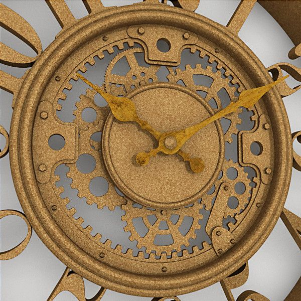 Astronomical Clock Tattoo: The Clock's Face. I See Potential To Make This An