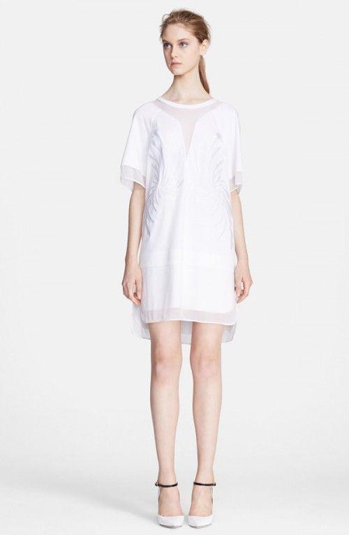 Robert Rodriguez Dandelion Embroidered Dress | Clothing