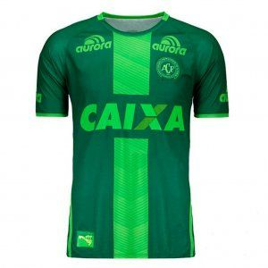 16-17 Chapecoense AF Third Cheap Replica Football Shirt [I00860]